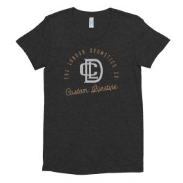 LDC Vintage Tee – Ladies Cut – American Apparel
