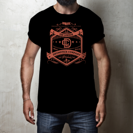 London drumstick company tee