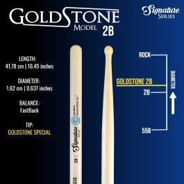 Signature Series – GOLDSTONE 2B