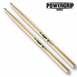 PowerGrip Series Hickory 2B