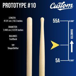 Custom Shop – Prototype #10
