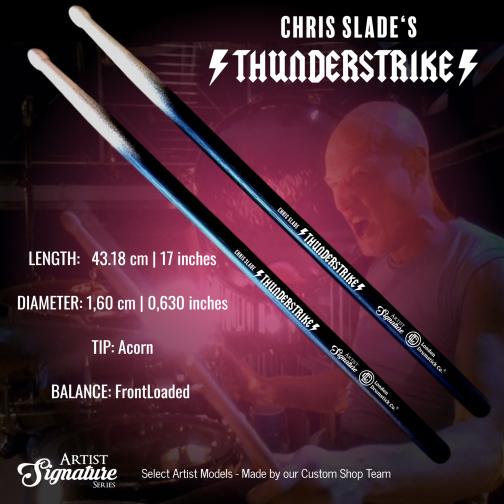 Chris Slade ThunderStrike