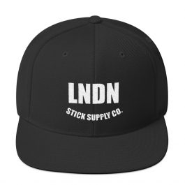 London Drumstick Co. SUPPLY CO. Snap-back