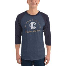 LDC 3/4 sleeve raglan shirt
