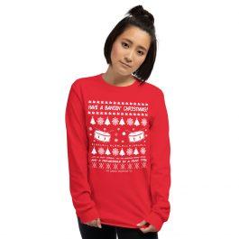 LDC DRUMMERS CHRISTMAS  Long Sleeve Shirt !!!