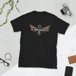 LDC GOLDWING – Short-Sleeve Unisex T-Shirt